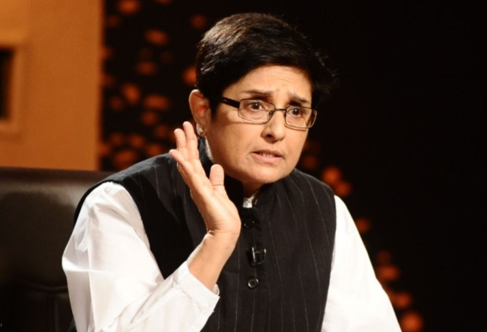 essay about kiran bedi Kiran desai is the daughter of anita desai, herself short-listed for the booker prize on three occasions she was born in chandigarh, then spent the early years of.