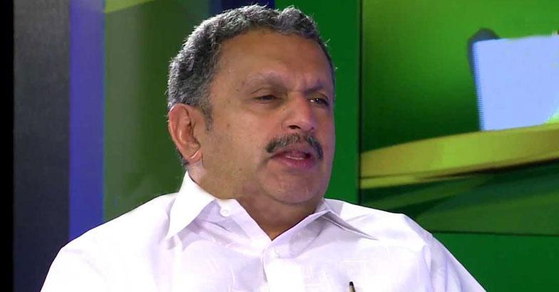 k-muraleedharan