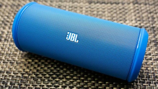 Portable speaker,