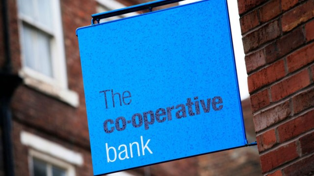 co-oprtive bank