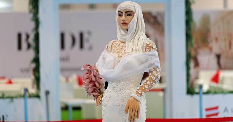 BRIDE-DUBAII