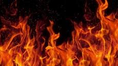 fire broke out
