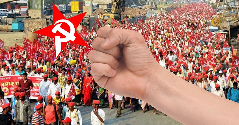 Kisan Long March