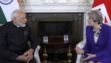 Modi - Theresa May