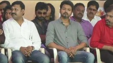 Tamil Actors go on protest