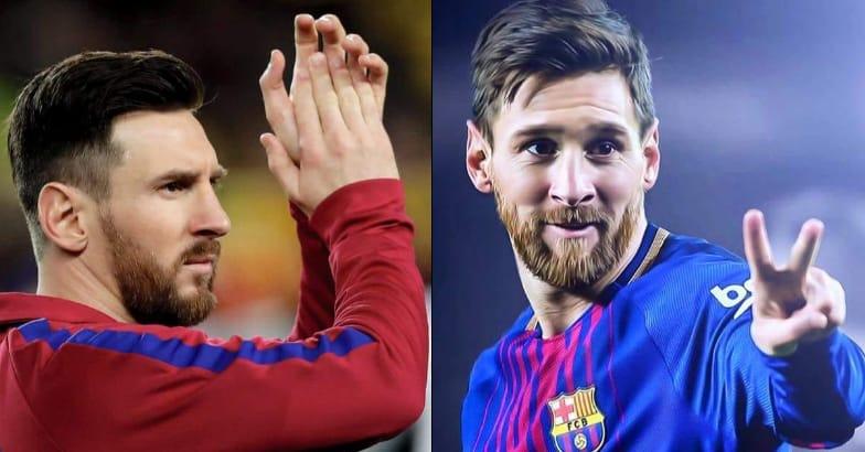 Lional Messi,