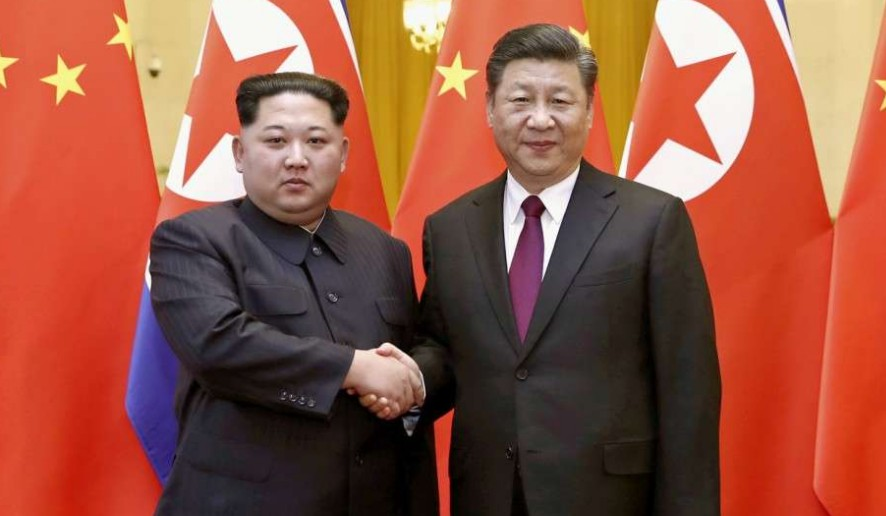 Donald Trump-Kim Jong-un