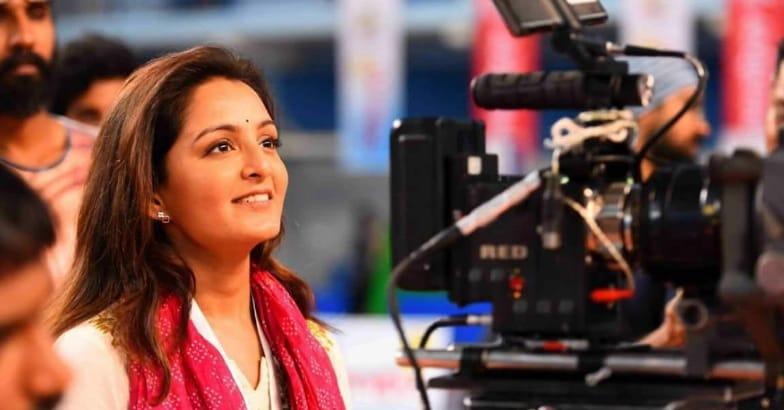 BJP , lady superstars