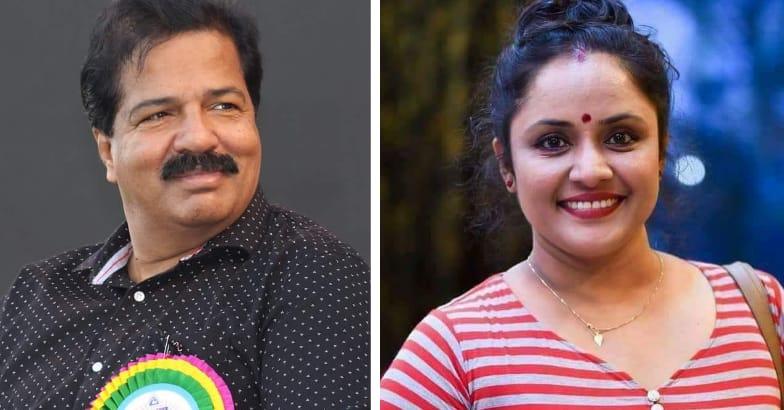 Nisha Sarang,Uppum Mulakum,Flowers TV