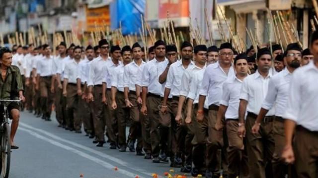 RSS  , BJP ,Narendra Modi