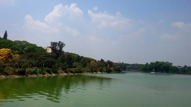 bangaluru fresh lake
