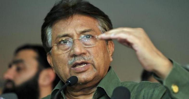 parves musharaf
