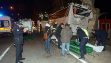 Turkey ,Bus crash
