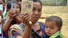 Tripura vote