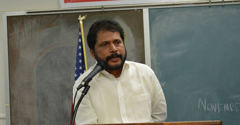 Raju Abraham MLA