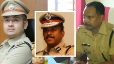 Kerala Police-flood