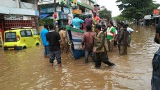 Kerala Police-flood