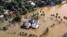 heavy rain fall in kerala