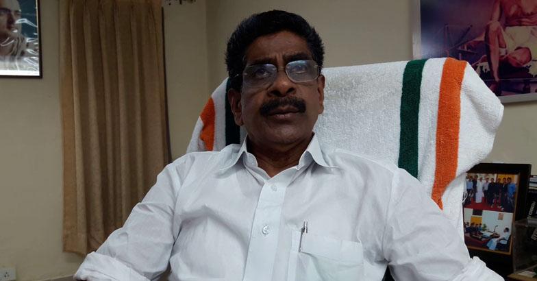 Mullapally Ramachandran
