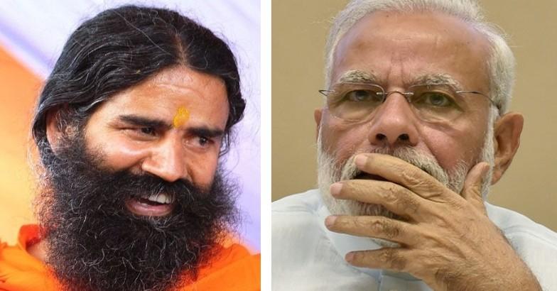 Narendra Modi,Ramdev's Patanjali