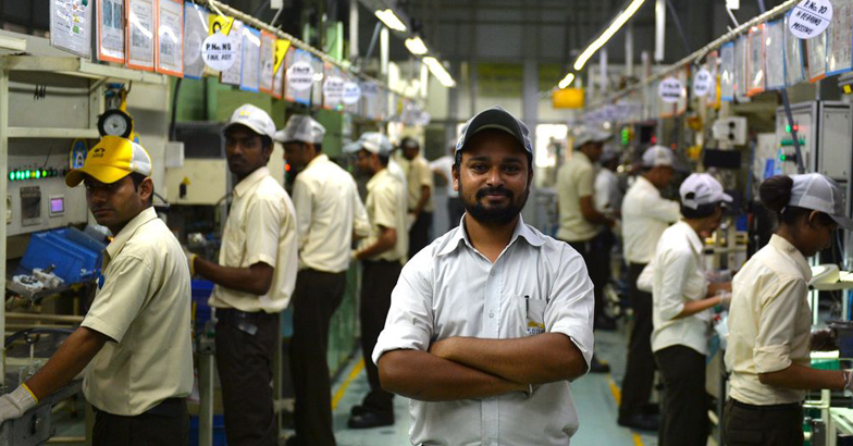 workers india
