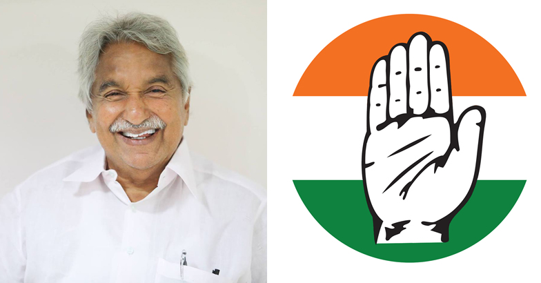 oomman chandy